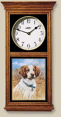 Brittany Regulator Clock Set