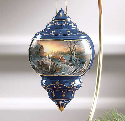 Terry Redlin Ornaments