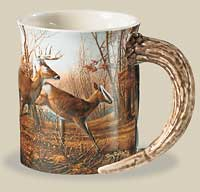 Terry Redlin Sculpted Mugs